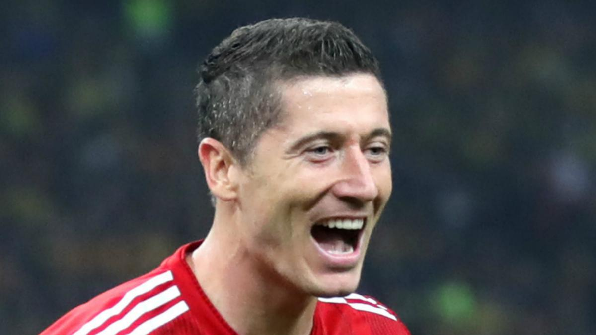 It's not all about me - Lewandowski