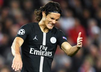 Napoli doors will always be open to Cavani - De Laurentiis