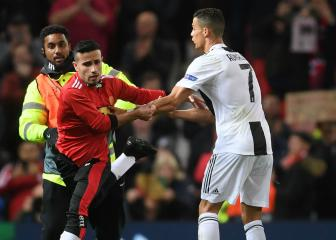 Man United hit with UEFA charge over pitch invasions
