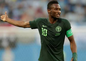 John Mikel Obi steps in to support Nigeria's amputee team