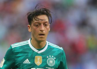 Ozil still supporting Germany after international retirement