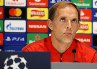 'We're not at a restaurant!' – PSG's Tuchel angry with press