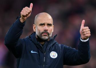 Guardiola: It will not be possible to train another team in England