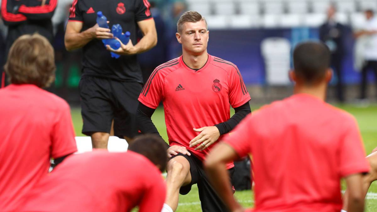 Real Madrid round-up: Kroos, Lopetegui, Capello, Hugo Boss