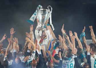 Real Madrid received €88.6m for Champions League win