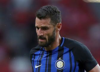 Brozovic, Candreva, Miranda et al sign new Inter deals