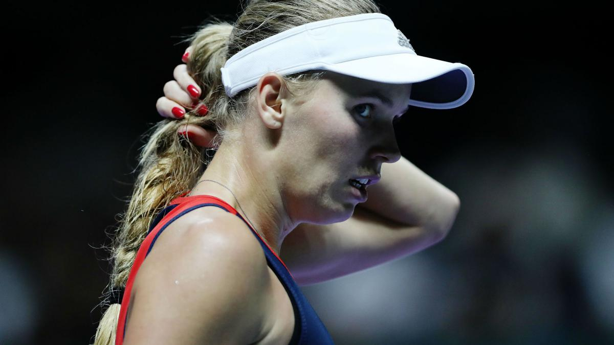 Wozniacki out of WTA Finals after Svitolina defeat