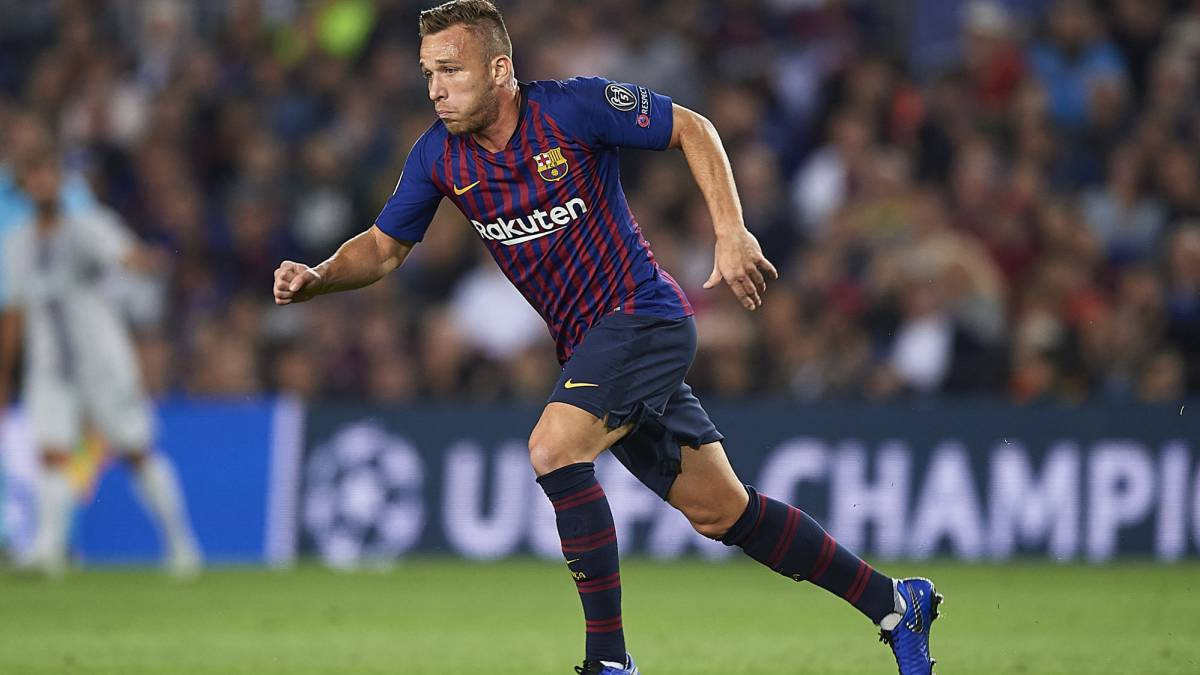 Arthur, Barcelona's Clásico line-up dominate Catalan front pages