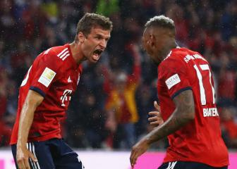 Muller and Boateng must earn Bayern return, says Kovac