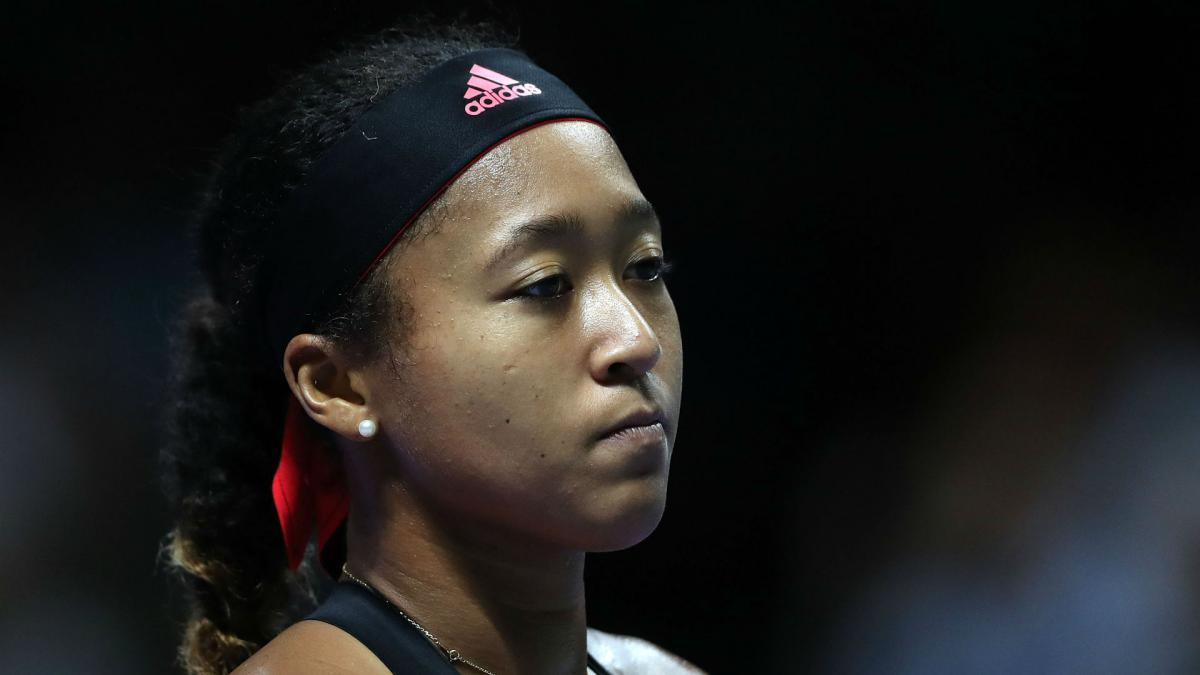 Injured Osaka bows out of WTA Finals, Bertens progresses