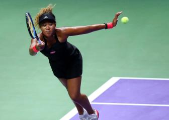 Naomi Osaka eager to go from strength to strength in 2019