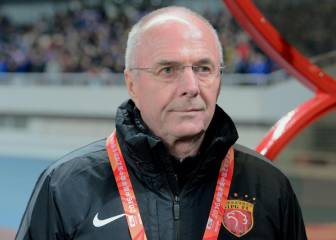 Sven-Goran Eriksson named new Philippines coach