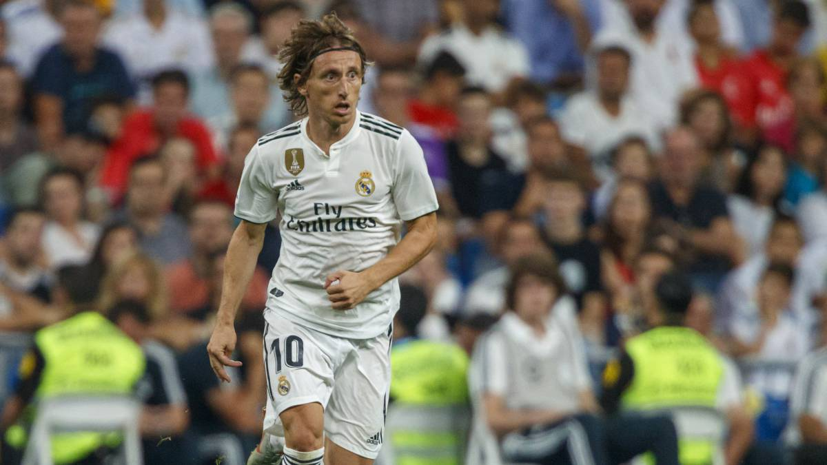 Real Madrid round-up: tactics, pre-game plans, Courtois and Modric
