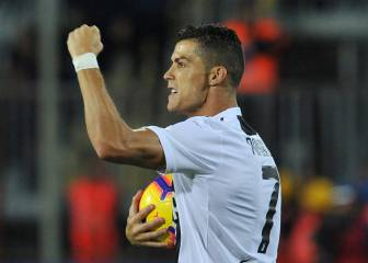 Cristiano Ronaldo double downs Empoli