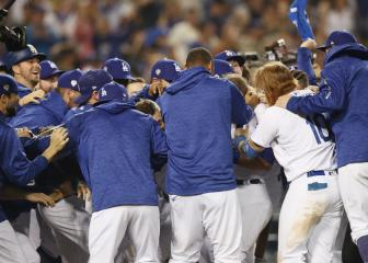 Dodgers win longest game in World Series history