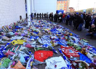 Leicester in mourning after King Power helicopter crash