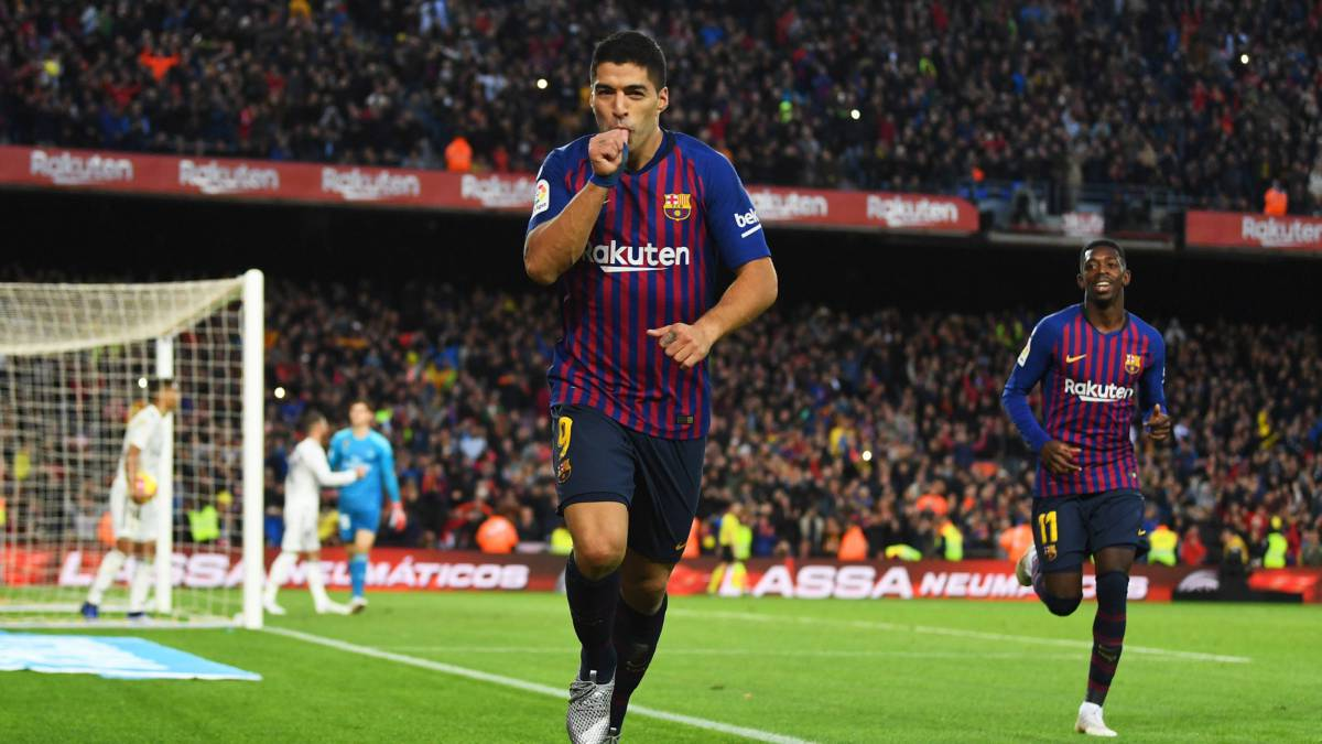 Barcelona 5-1 Real Madrid match report: El Clásico - AS.com