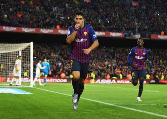 Suárez steals the show as Barça send Real Madrid packing