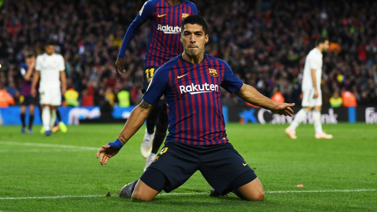 Clasico romp showed what Barcelona are capable of, says Suarez
