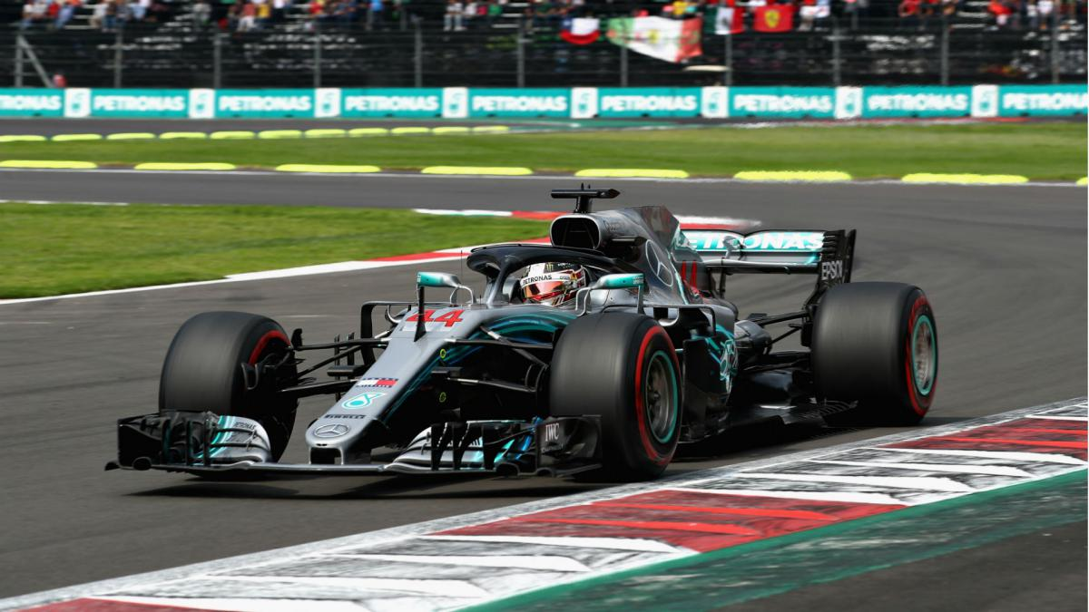Hamilton matches Fangio's five as Verstappen wins Mexican Grand Prix