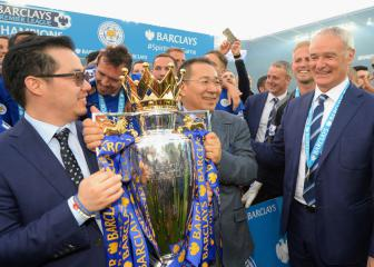 Vichai Srivaddhanaprabha: The man who funded Leicester's Premier League fairytale