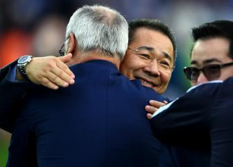 Ranieri shocked by 'man of gold' Srivaddhanaprabha's death