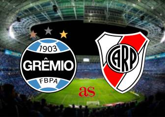 Grêmio vs River Plate: how and where to watch