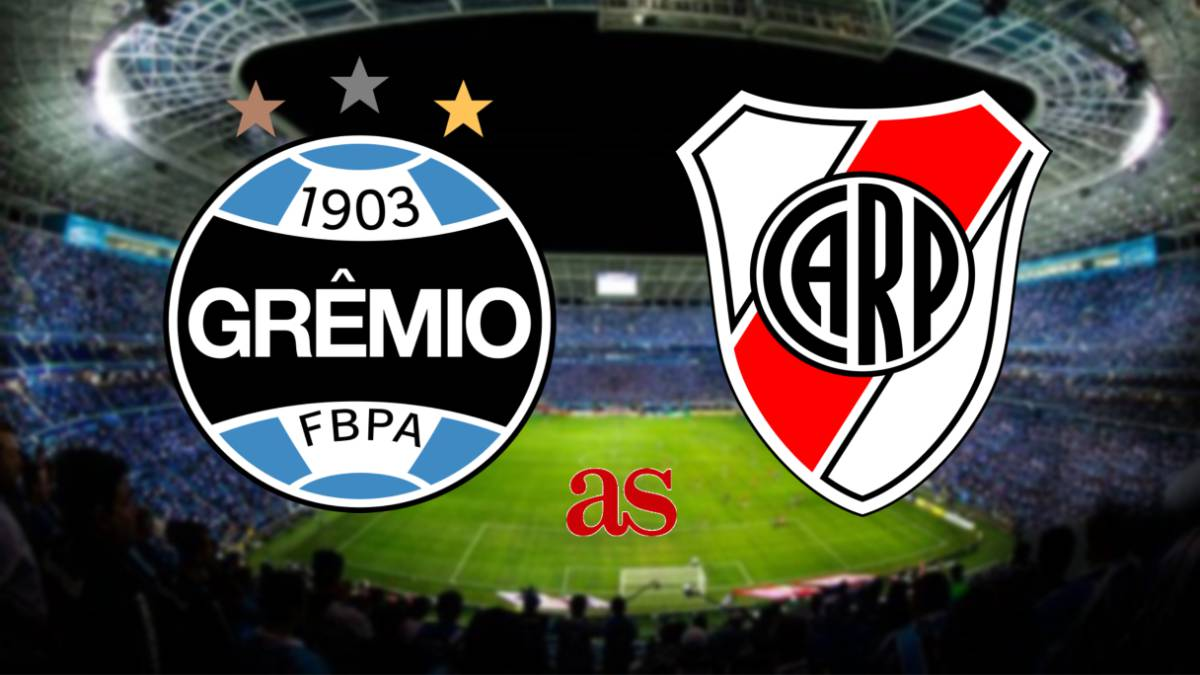 Grêmio vs River Plate: how and where to watch - times, TV, online