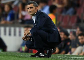 Year of transition doesn't exist for Real Madrid, warns Valverde