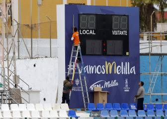 UD Melilla-Real Madrid: how and where to watch