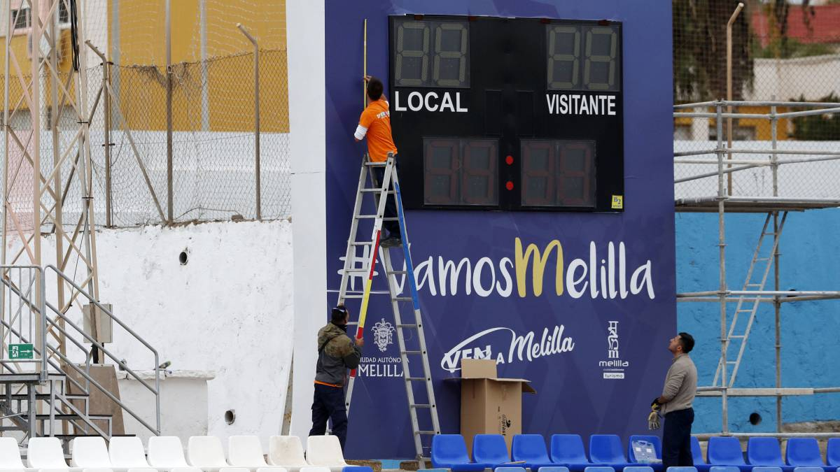 UD Melilla-Real Madrid: how and where to watch: times, TV, online