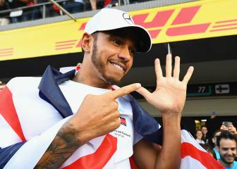 Hamilton will dominate F1 for next five years, says ex-carting coach