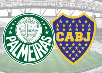 Palmeiras vs Boca Juniors: how and where to watch