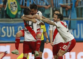River Plate seal Libertadores final spot with 95th min. VAR awarded penalty