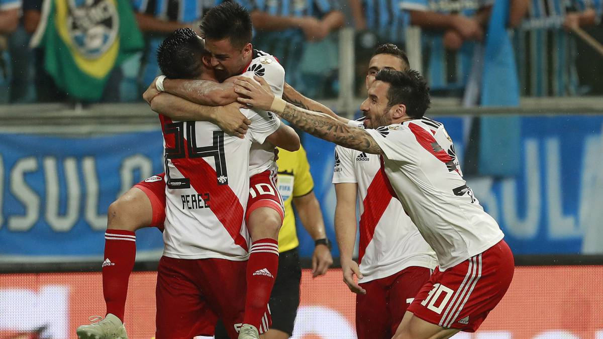 Gremio vs River: Copa Libertadores 2018: as it happened, goals, match report