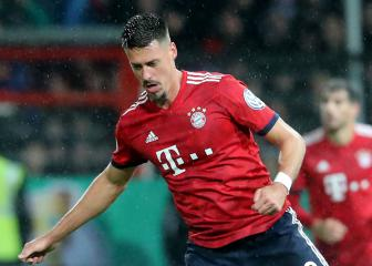 Wagner frustrated by lack of game time at Bayern