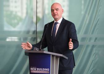 World Cup expansion possible for Qatar 2022, claims Infantino