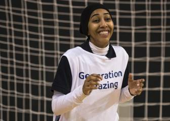 Shaima Abdullah: flying the flag for women's football in Qatar