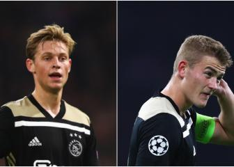 De Jong and De Ligt would like to play for Barcelona - Cillessen