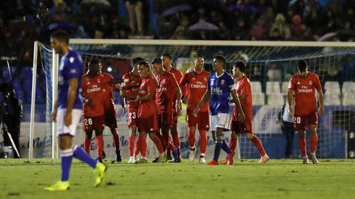 Noticia Normal Melilla Real Madrid Copa Del Rey Match Report As It Happened