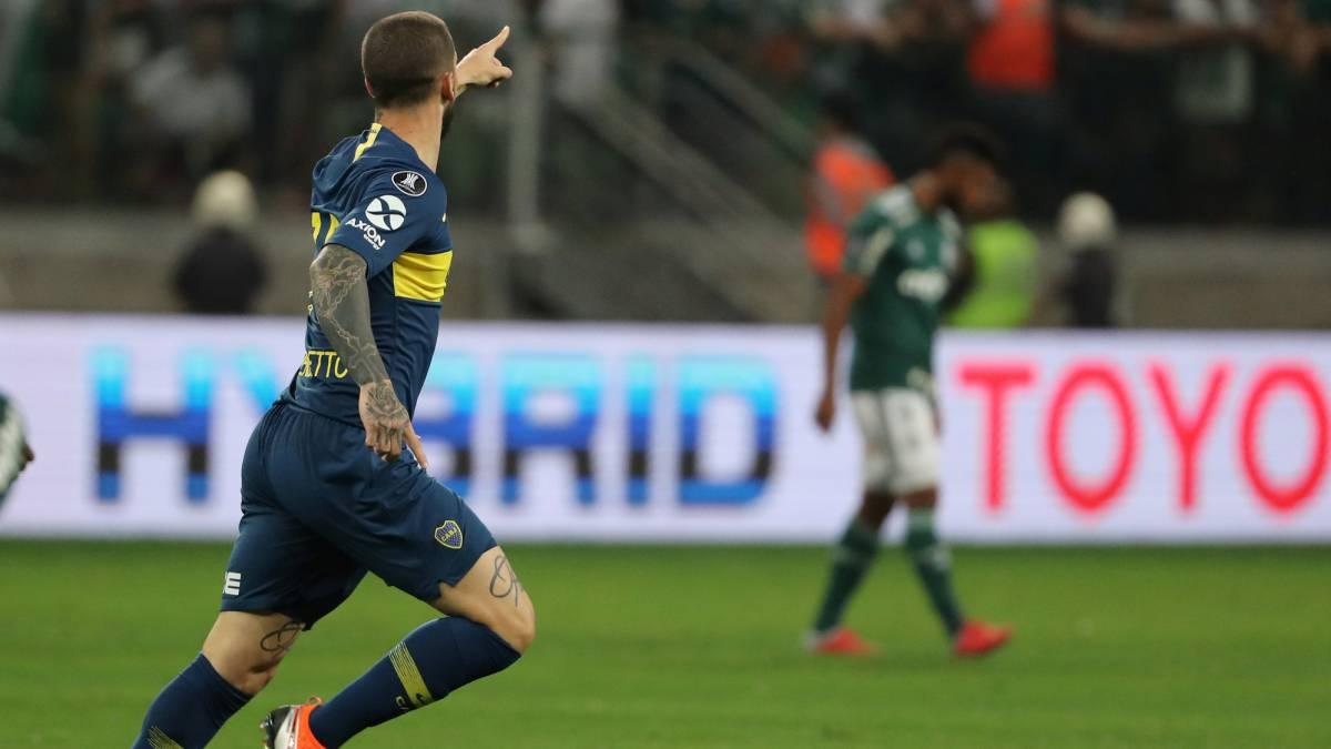 48ed142c04 Palmeiras vs Boca live online  Copa Libertadores semi-final - AS ...