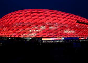 Bayern Munich apply to host 2021 Champions League final
