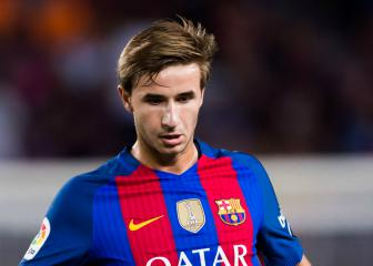 Samper suffers fresh Barcelona setback with torn soleus