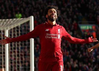 Mohamed Salah waited years for Liverpool move