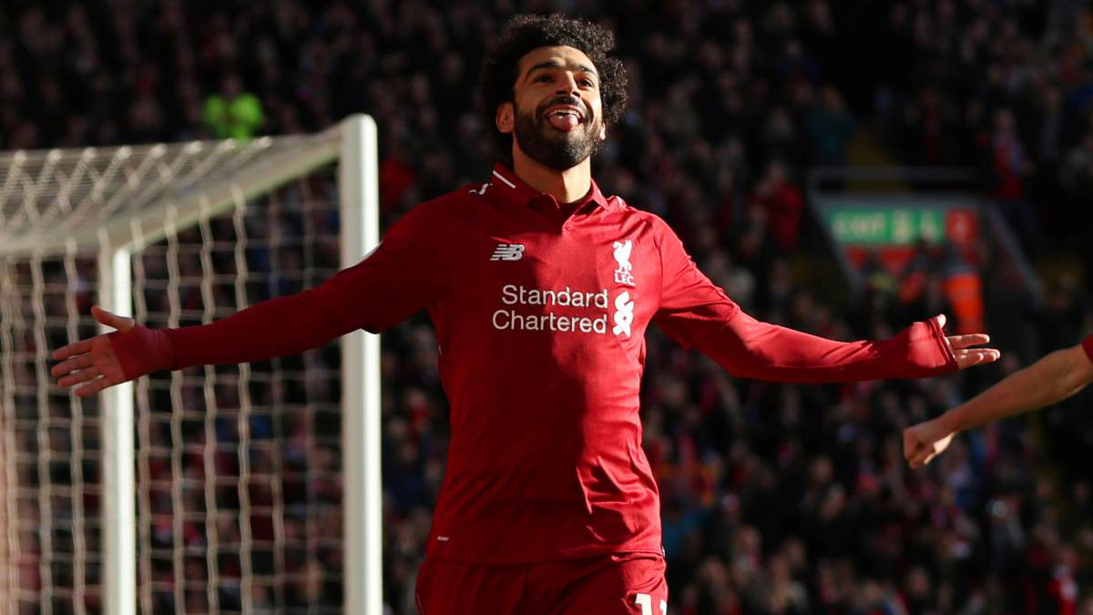 "Mohamed Salah waited years to make ""the right move"" to Liverpool"