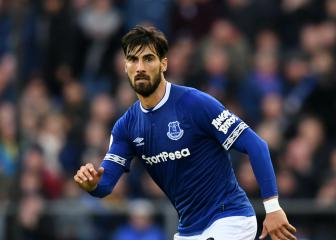 André Gomes enjoying new lease of life at Everton