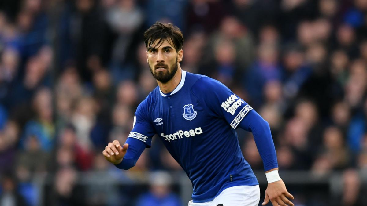 Gomes enjoying new lease of life at Everton