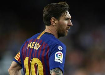 Still no Messi for Barcelona as Malcom, Denis are dropped