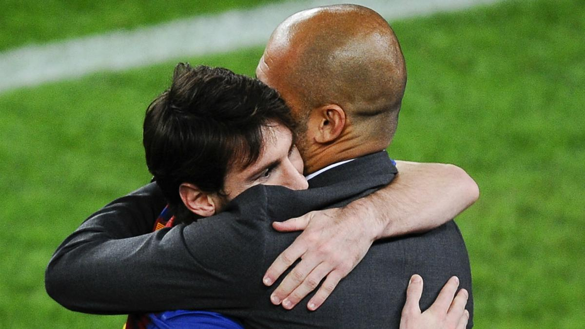 Guardiola: I never asked Manchester City to buy Messi