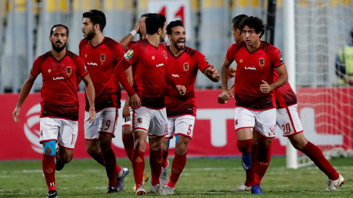 Al-Ahly - ES Tunis live online: CAF Champions League Final